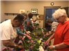 Flowers for hospice patients