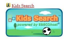 Kids Search by EBSCOhost Logo