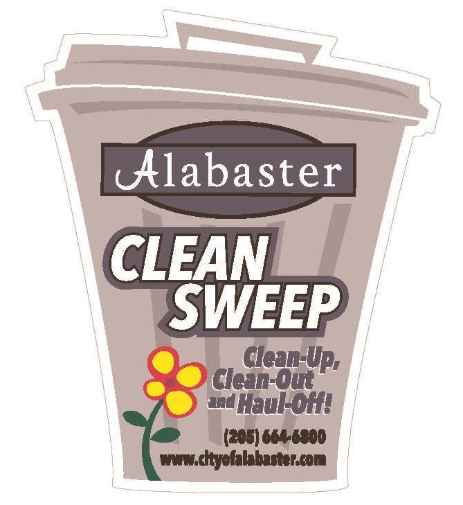 Alabaster Clean Sweep: Clean-Up, Clean-Out, and Haul-Off! 205-664-6800