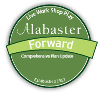 Alabaster Forward logo