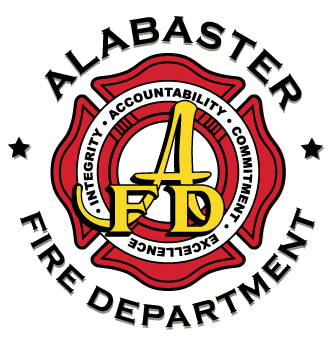 Alabaster Fire Department Logo