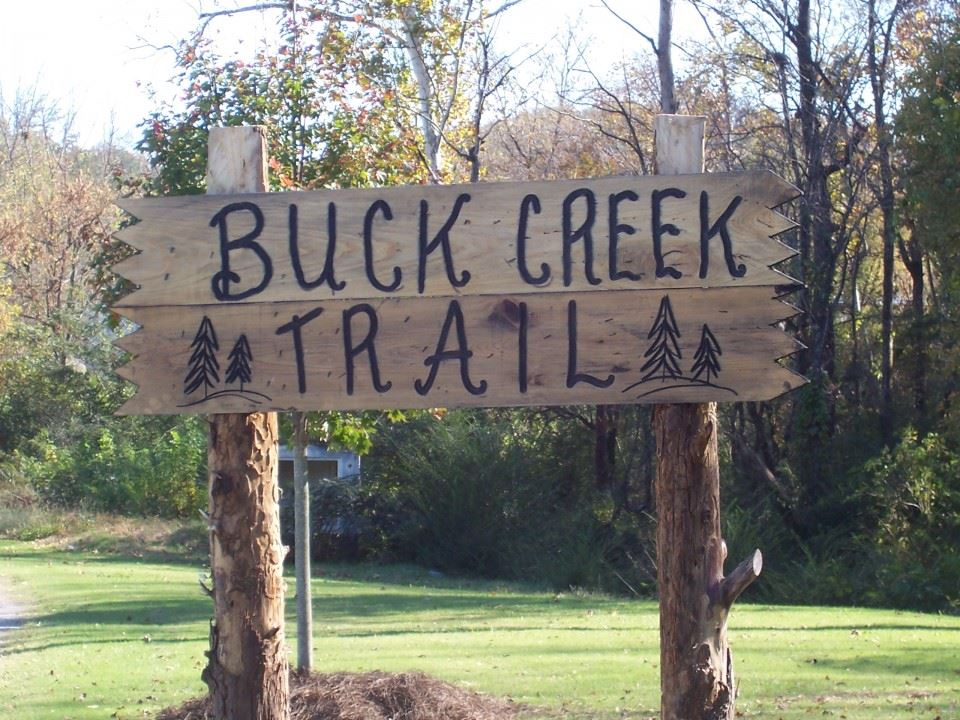 Buck Creek Trail 1
