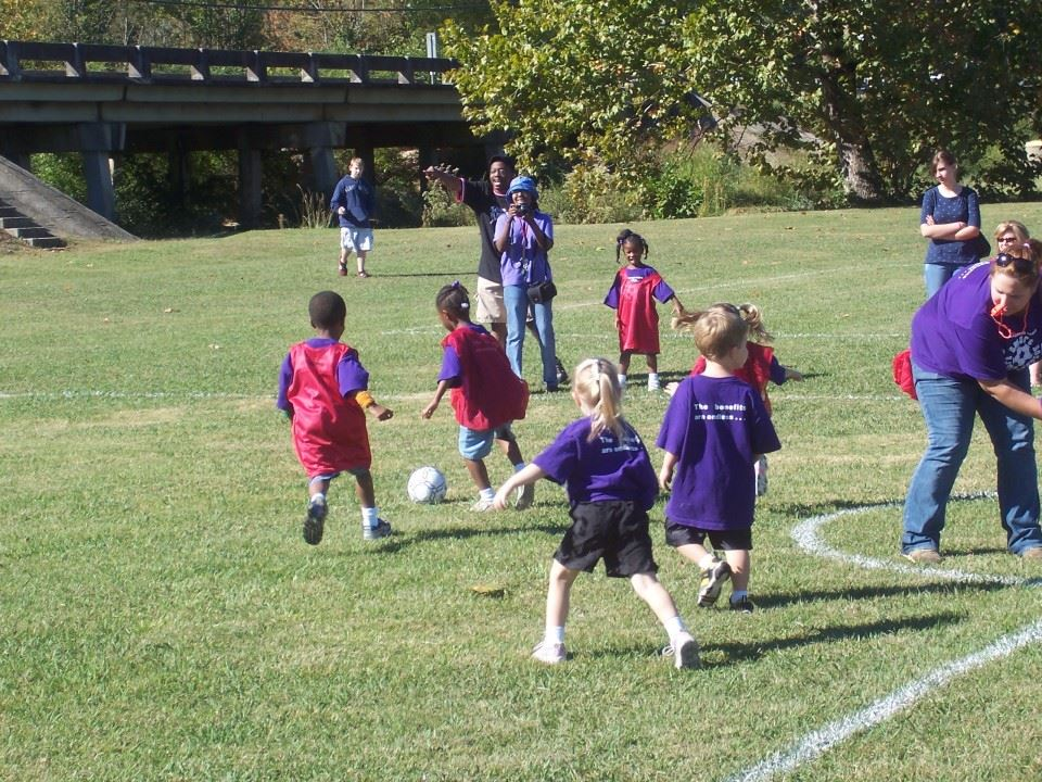 Start Smart Soccer Fall 2007 3