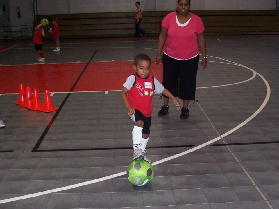 Start Smart Soccer Fall 2008 2