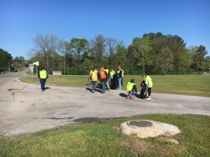 Clean Sweep 2016 Volunteers 2